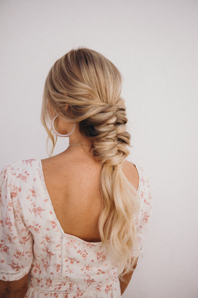 Hairstyle: Topsy Tails
