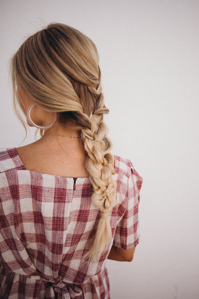 Hairstyle: Mega 3 Braid