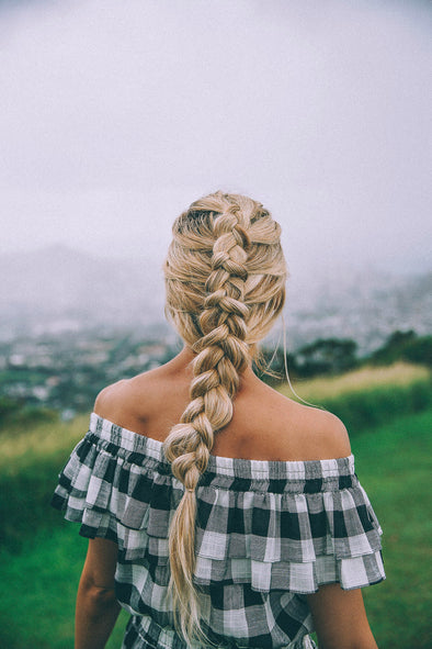 My Go-to Braid