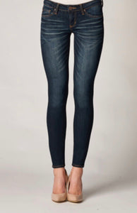 Dear John Dark Wash Skinnies