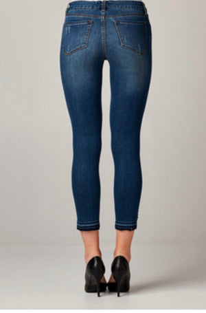 Dear John zipper Ankle Skinnies