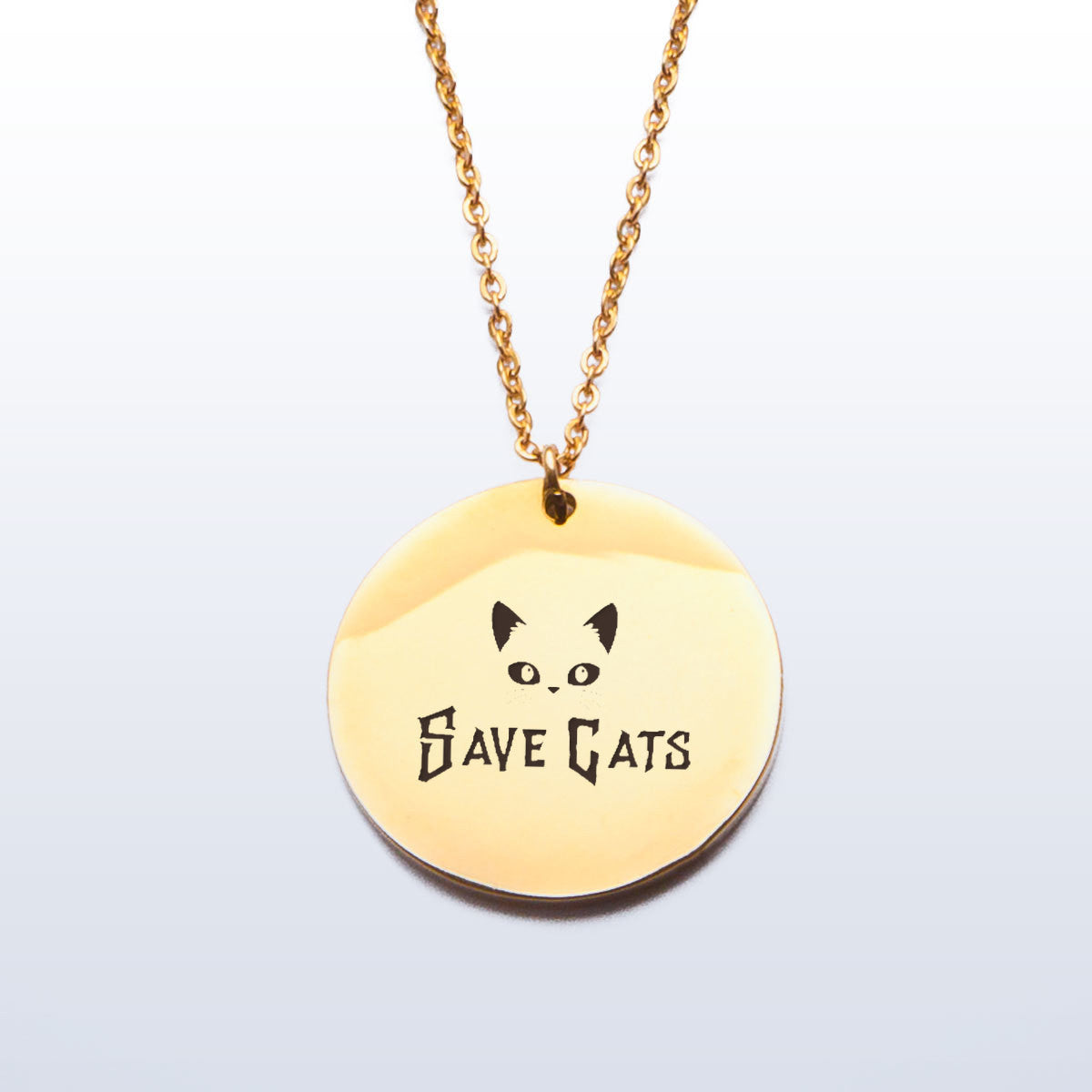 Save Cats Pendant up for grab!