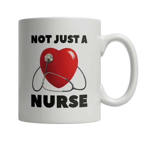 Limited Edition - Not Just A Nurse - YouareUnique - 1