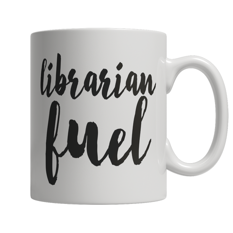 Limited Edition - Librarian Fuel - YouareUnique - 1