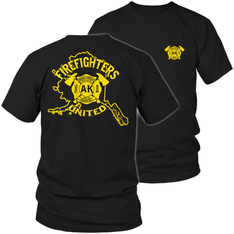 Limited Edition - Alaska Firefighters United - YouareUnique - 1