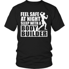 Limited Edition - Feel safe at night sleep with a bodybuilder - YouareUnique - 1