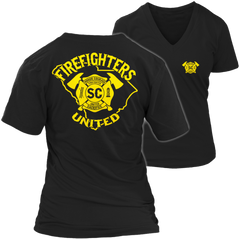 Limited Edition - South Carolina Firefighters United - YouareUnique - 5