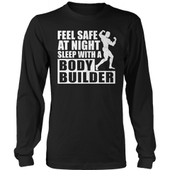Limited Edition - Feel safe at night sleep with a bodybuilder - YouareUnique - 3