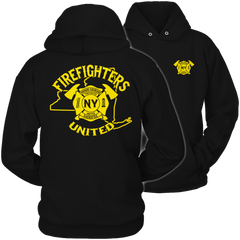 Limited Edition - New York Firefighters United - YouareUnique - 4