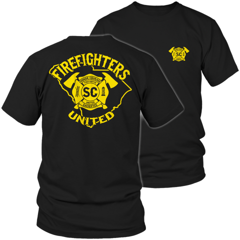 Limited Edition - South Carolina Firefighters United - YouareUnique - 1