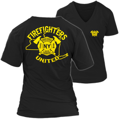 Limited Edition - New York Firefighters United - YouareUnique - 5