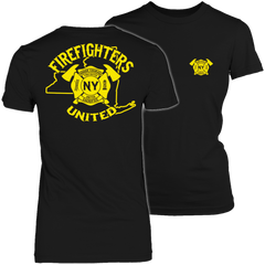 Limited Edition - New York Firefighters United - YouareUnique - 2
