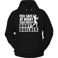 Limited Edition - Feel safe at night sleep with a bodybuilder - YouareUnique - 4