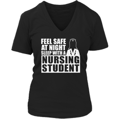 Limited Edition - Feel safe at night sleep with a Nursing Student (female) - YouareUnique - 5