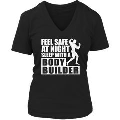 Limited Edition - Feel safe at night sleep with a bodybuilder - YouareUnique - 5