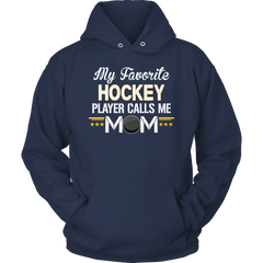 Limited Edition - My Favorite Hockey Player Calls Me Mom - YouareUnique - 5