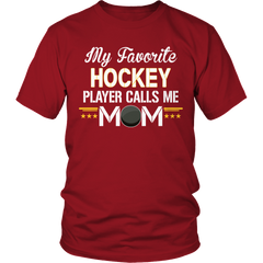 Limited Edition - My Favorite Hockey Player Calls Me Mom - YouareUnique - 6
