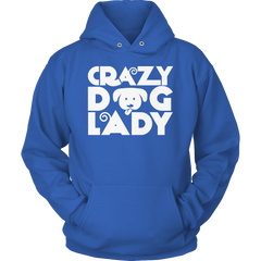 Limited Edition - Crazy Dog Lady - YouareUnique - 7