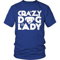 Limited Edition - Crazy Dog Lady - YouareUnique - 2