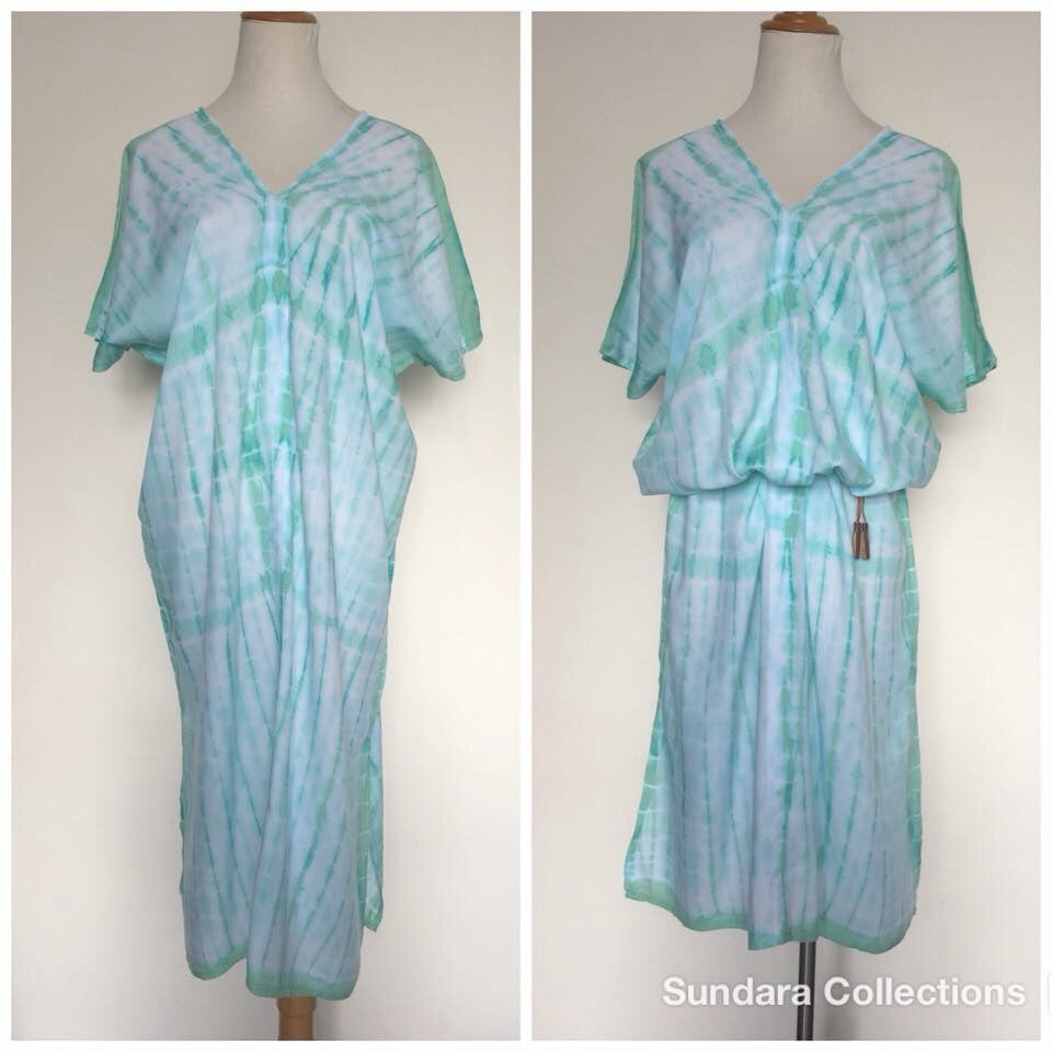 Tie Dye Karen Dress
