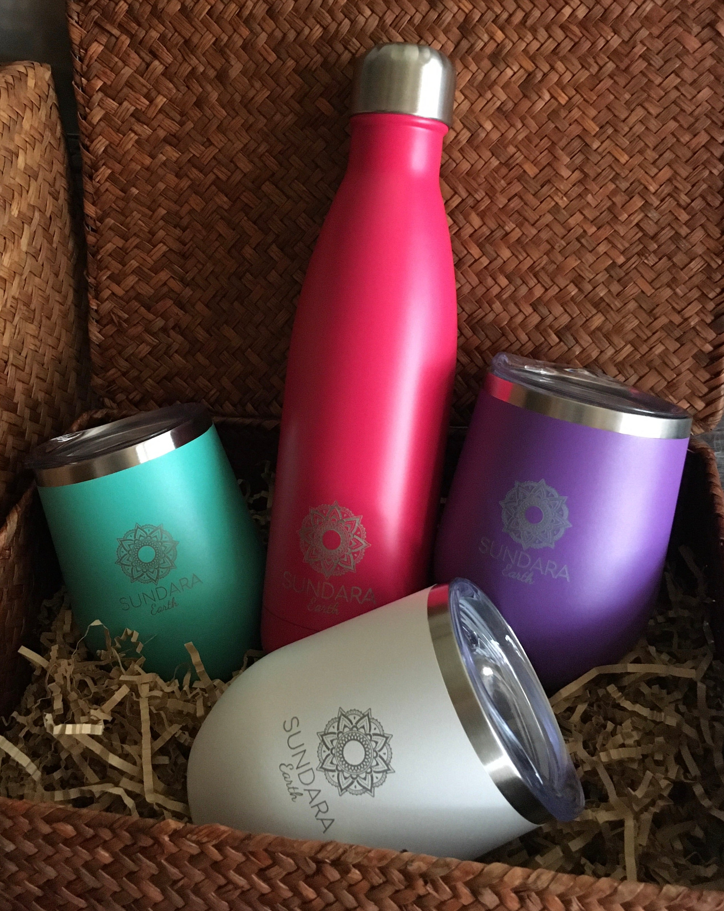 Stainless Steel Insulated Bottle - 500ml