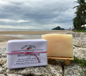 Shampoo Bar - Seabuckthorn and Cocoa Butter