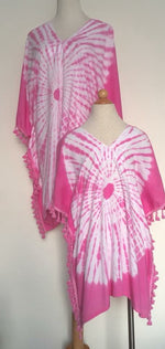 Load image into Gallery viewer, Tie Dye Kaftan