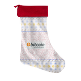 Bitcoin Accepted here Christmas Stockings - Christmas Stockings - The Resistance