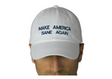Make America Sane Again Hat - Hat - The Resistance