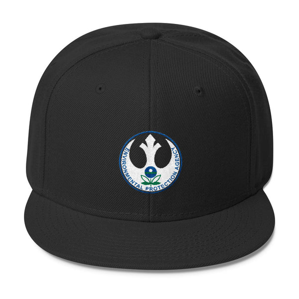 EPA Resistance Wool Blend Snapback - Hat - The Resistance