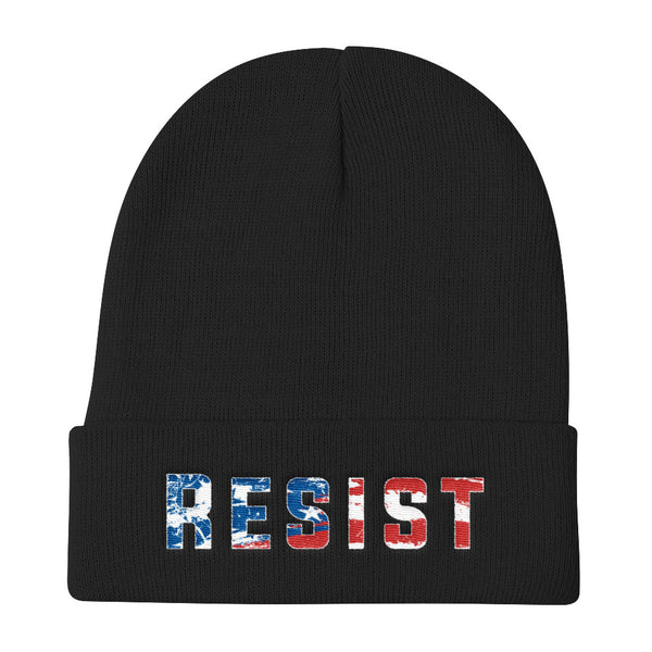 Resist Knit Beanie - Hat - The Resistance