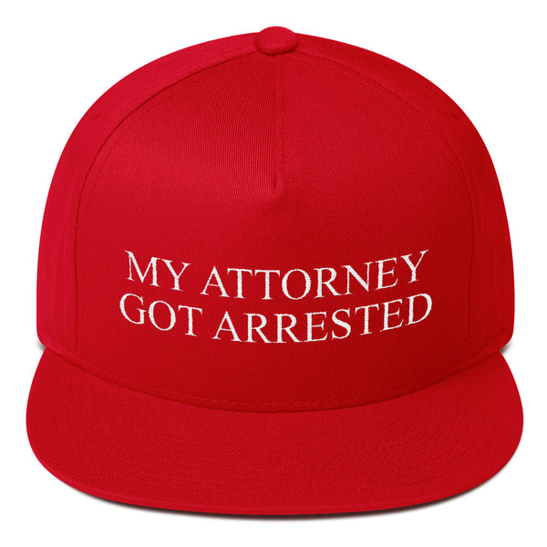 MAGA My Attorney Got Arrested Hat - Hat - The Resistance
