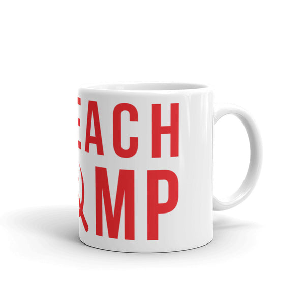 Impeach Trump Mug - mug - The Resistance