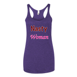 Nasty Woman tank top - Tank Top - The Resistance