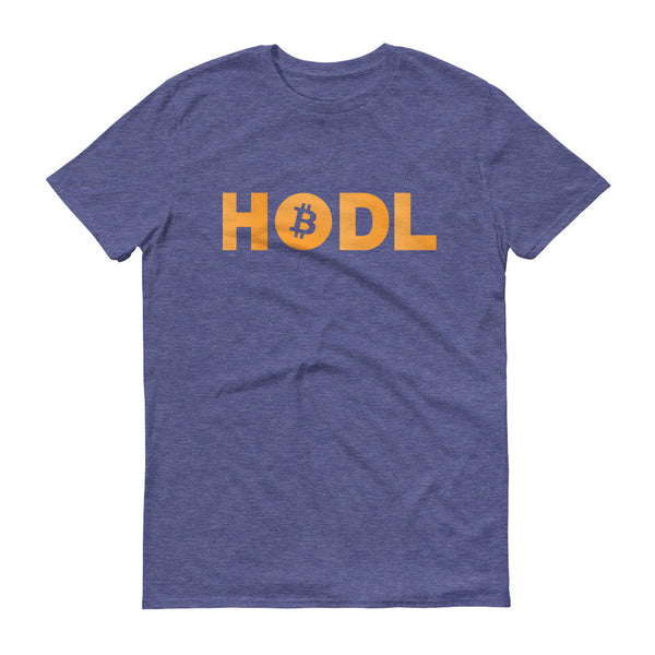 Bitcoin HODL Short sleeve t-shirt