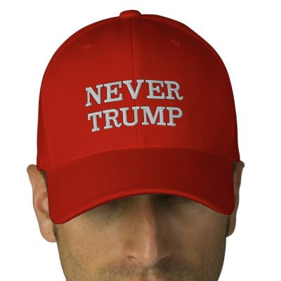 Never Trump Hat - Hat - The Resistance