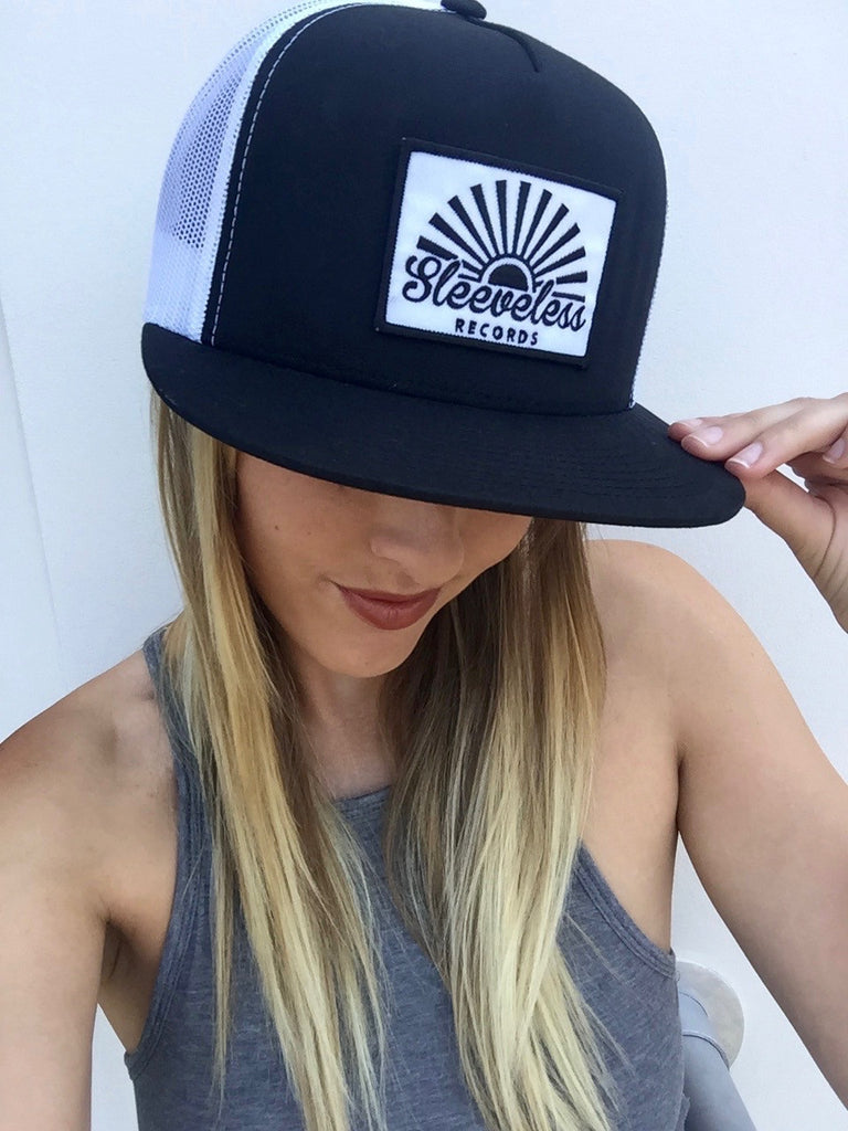 Sleeveless Records Mesh Snapback