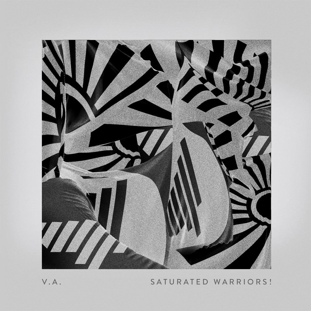 SATURATED WARRIORS! Compilation on Vinyl