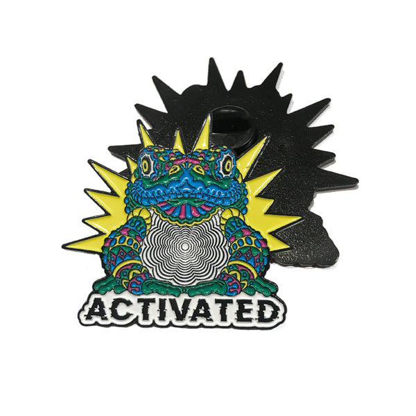 ACTIVATED Pin