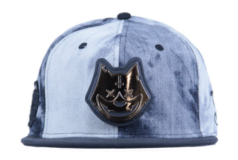 "Grassroots ""Stylust Beats"" 2016 Signature Series Strapback (blue acid wash)"