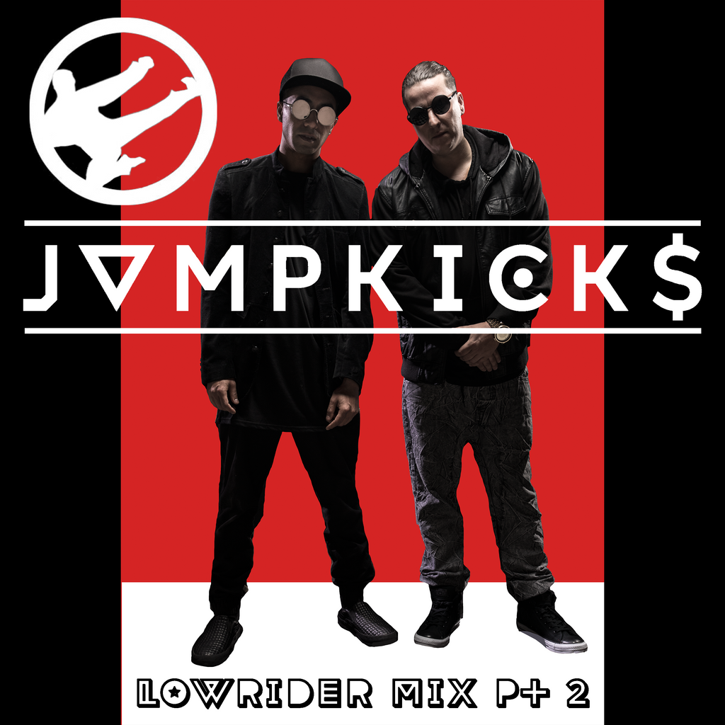 """LOWRIDER MIX PT. 1 &2"" by JVMPKICKS (free shipping!)"