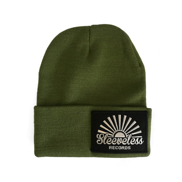 Sleeveless Records Beanie