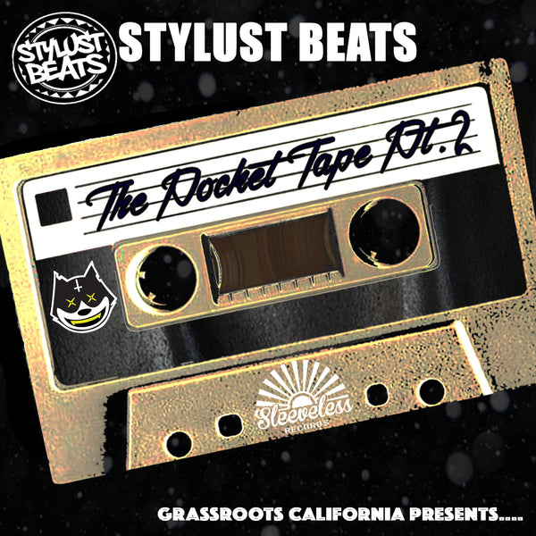 """Pocket Tape PT. 2"" by Stylust Beats (free shipping!)"