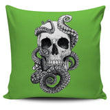 Skull Octopus Cushion Covers