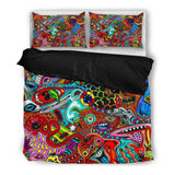 Bedding Set Psychedelics