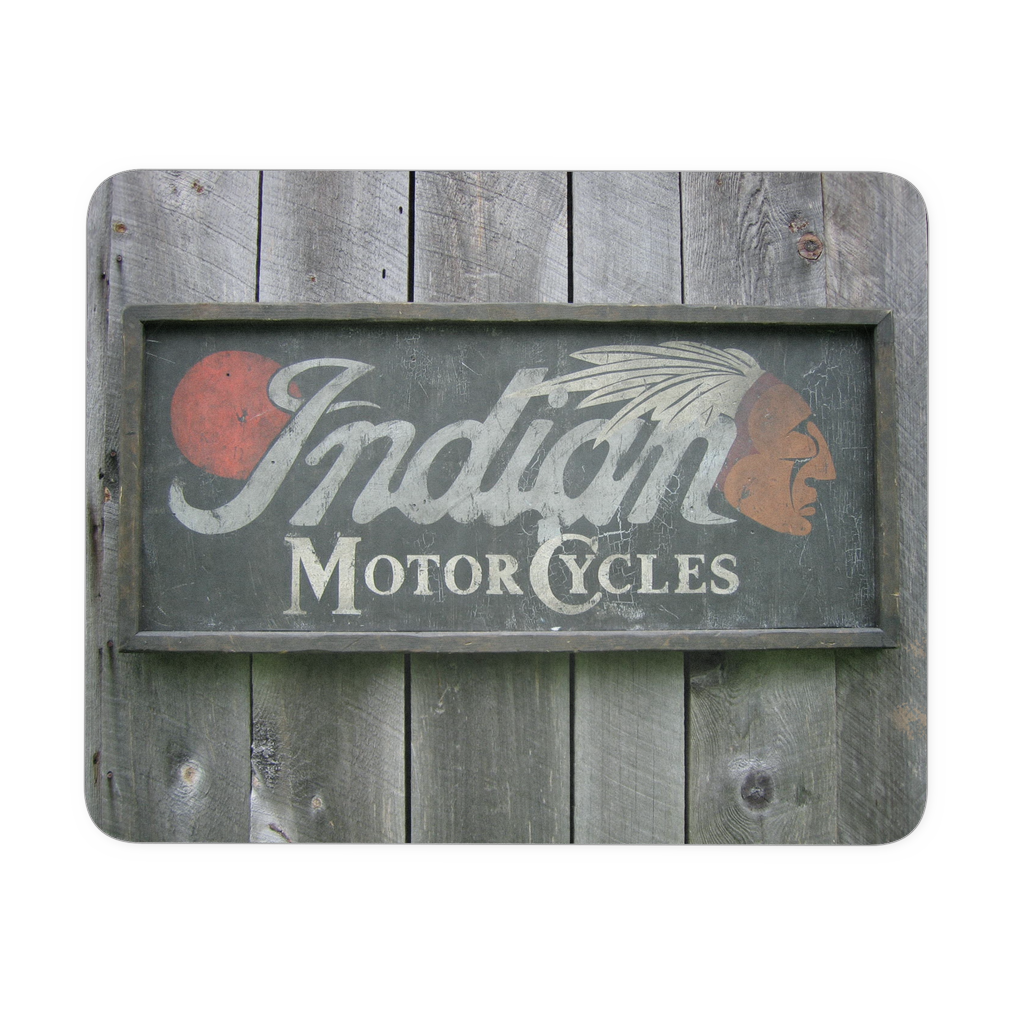 Indian Motorcycles Mousepad
