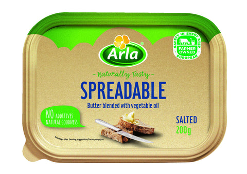 Arla Butter Spreadable (Kærgården)