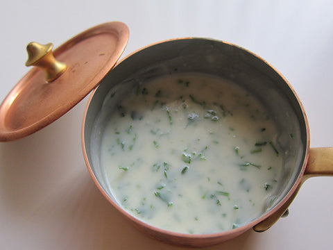 Sauce, Parsley (Persillesovs) 500 gr