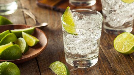 Five reasons why drinking gin can actually be good for you