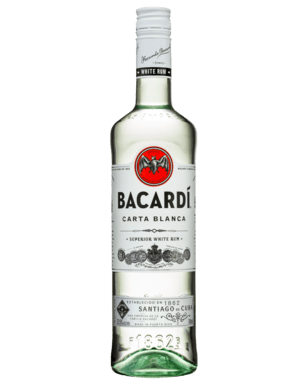 Bacardi White Rum 700ml Swiftdrinks Alcohol Delivery